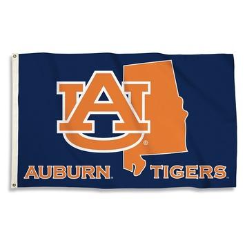 Auburn Tigers 3 Ft. X 5 Ft. Flag W/Grommets picture