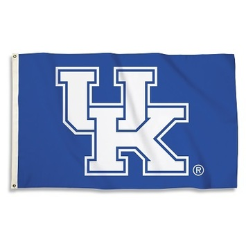 Kentucky Wildcats 3 Ft. X 5 Ft. Flag W/Grommets picture