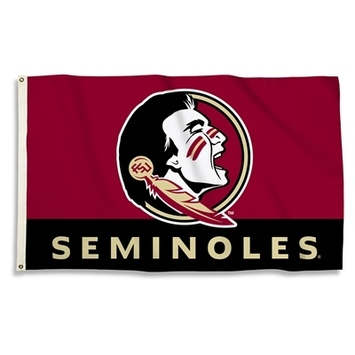 Florida State Seminoles 3 Ft. X 5 Ft. Flag W/Grommets picture