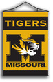 Missouri Tigers Indoor Banner Scroll