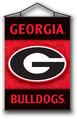 Georgia Bulldogs Indoor Banner Scroll