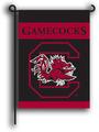 S. Carolina Game Cocks 2-Sided Garden Flag