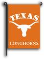 Texas Longhorns 2-Sided Garden Flag