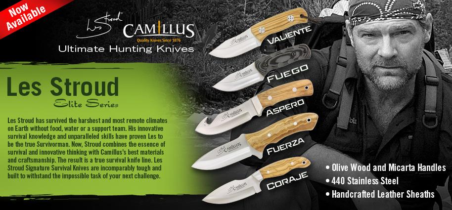 Les Stroud - Spanish Knives