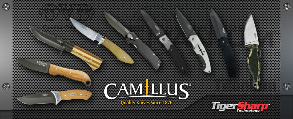 Camillus Brand Tiger Sharp