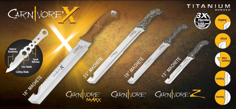 Carnivore Knives