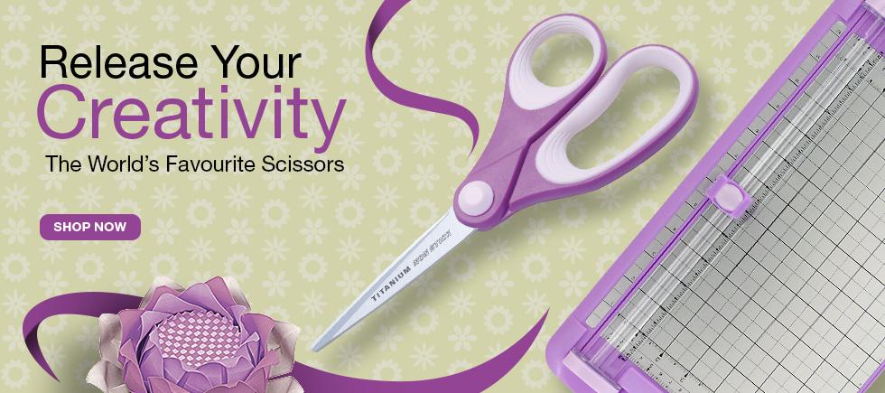 Non Stick Craft Scissors 15199