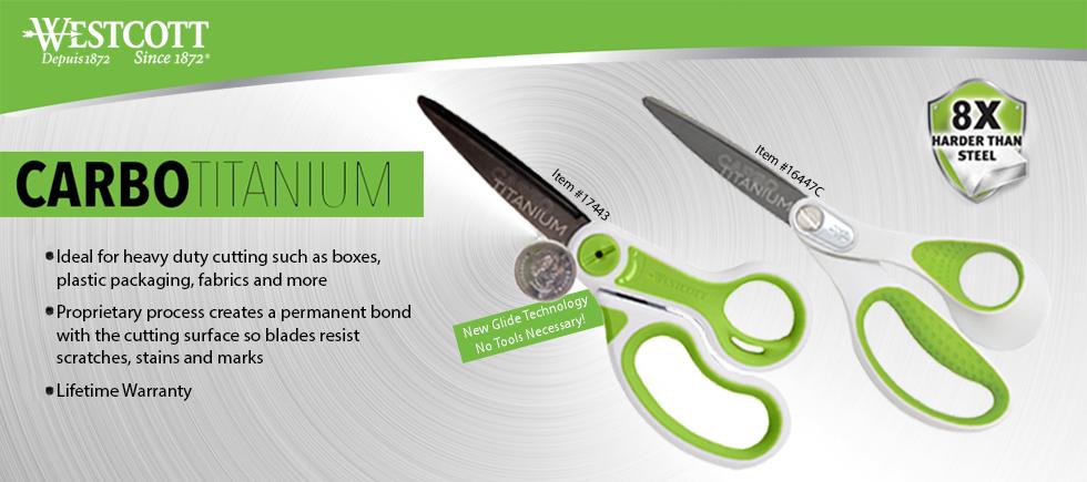 CarboTitanium Scissors