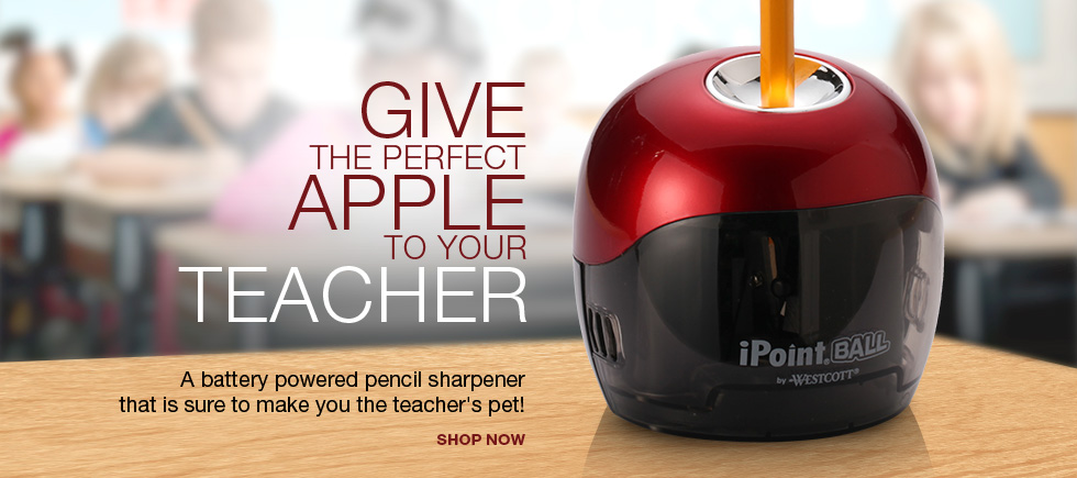 iPoint Ball Pencil Sharpener 15570