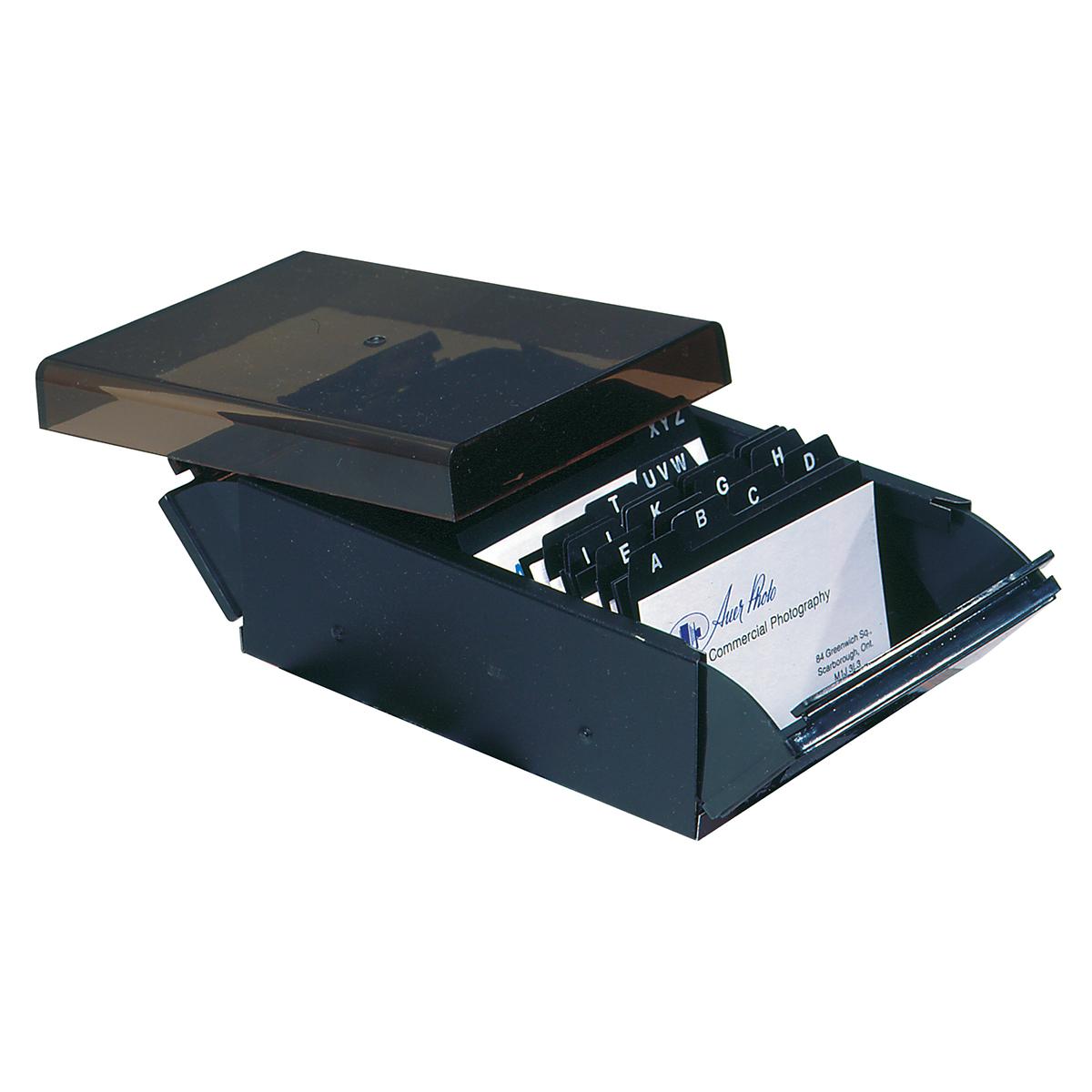 Westcott Westcott® Business Card File - Card Holders