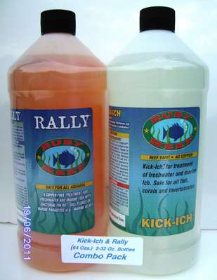 Kick-Ick 32 oz. And Rally 32 oz. - MEDIUM COMBO PACK picture