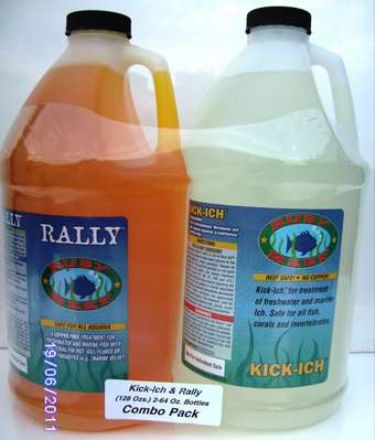 Kick-Ick 64 oz. and Rally 64 oz. - LARGE COMBO PACK picture