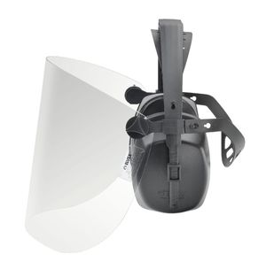 CoolGuard Ear Muff with Lexan Face Shield picture