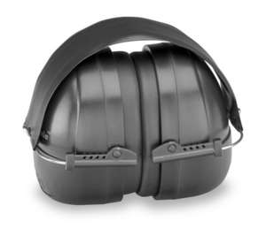 UltraSonic Foldable Ear Muff with 27 NRR picture