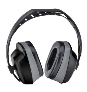SuperSonic Ear Muff Black with 29 NRR picture