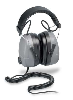 Plug-In Electronic Ear Muff with 100 dB Limiter and 0 NRR picture