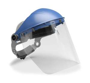 Headgear HG-80 with Polycarbonate Shield picture