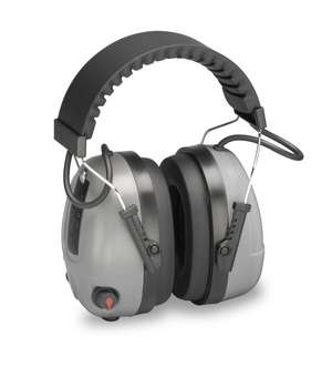 Level Dependent Electronic Ear Muff with Impulse Filter, 82 dB Limiter and 25 NRR picture
