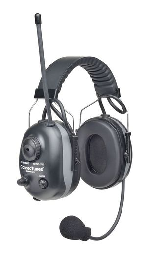 ConnecTunes Wireless Synchronization Electronic Ear Muff with 22 NRR picture