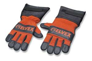 Chain Saw Pro-Gloves, Large picture
