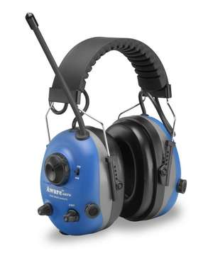Aware AM/FM Electronic Ear Muff WITH 22 NRR picture