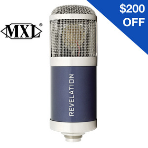Revelation – Professional Variable Pattern Tube Microphone picture