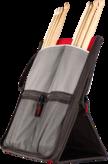SABIAN Stick Flip Bag - Black w/ Red
