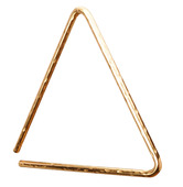 "5"" Hammered B8 Triangle"