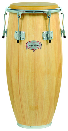 Tumbao Pro Conga Natural Finish picture