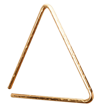 """5"""" Hammered B8 Triangle picture"""