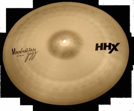 """18"""" HHX Manhattan Jazz Crash picture"""