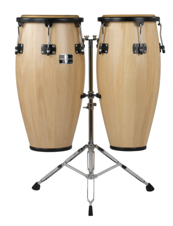 "Fiesta Series 11""/12"" Conga Set Natural Finish picture"