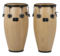 "Fiesta Series 11""/12"" Conga Set Natural Finish additional picture 1"