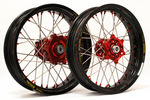 Dubya Cush Drive Wheelset, SuperMoto