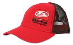 Beta Trucker hat, red