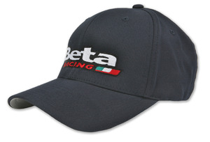 Beta Racing Hat, Navy picture