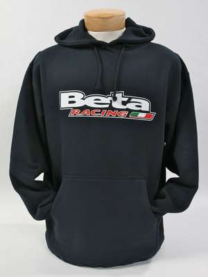 Beta Racing Hoodie, Navy picture