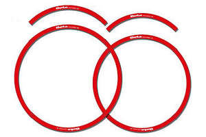 Rim Decal Set, Red picture