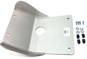 Heavy-Duty Aluminum Skid Plate, 125 RR-S picture