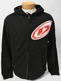 Beta Racing Zip-Up, Black