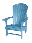Upright Chair : Sky Blue