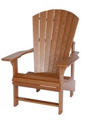 Upright Chair : Cedar