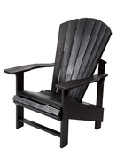 Upright Chair : Black