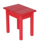 Small Table : Red