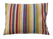 Headrest: Bright Stripe