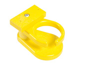 Adirondack Cup Holder: Yellow