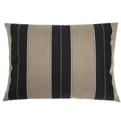 Headrest: Brown/Black Stripe