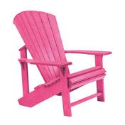 Adirondack Chair : Fuschia