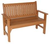 Garden Bench : Cedar