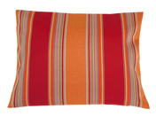 Headrest: Salsa Stripe